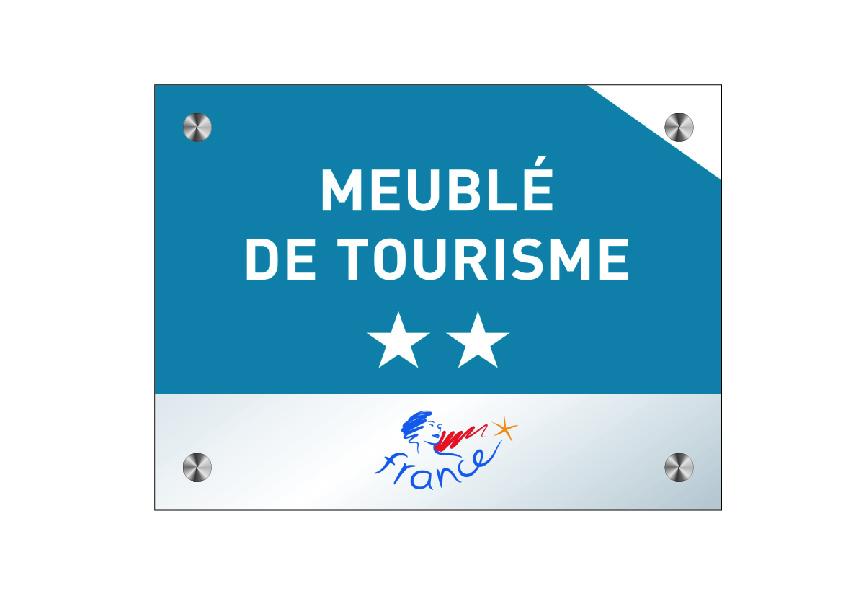 """Résultat de recherche d'images pour """"Meublé de tourisme 2 étoiles"""""""